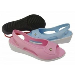 China ladies high heel eva garden Clogs YY-218 on sale
