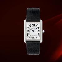 Cartier Mens Tank Solo Watch W5200003