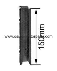 China Schindler elevator parts Guide insert L150mm T10mm Schindler on sale