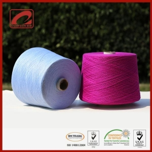China NM2/60 100% Cashmere Yarn (Worsted) on sale
