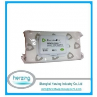 China Disposable Mitten Shaped Moist Wipes Glove Wet Wipes from Manufacture OEM Welcomed on sale