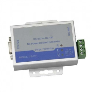 China UT-217: RS232 to RS485/RS422 Converter on sale