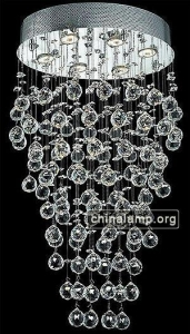 China Contemporary Crystal Chandeliers ALD11-019 on sale