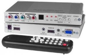 China VGA/Component Video/HDMI Scaler/Converter on sale