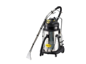 China 60L Industrial Vacuum Cleaner Carpet Cleaner For Workshop/Car on sale