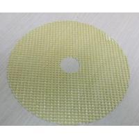 Reinforcing netlike fiberglass cloth for grinding wheel