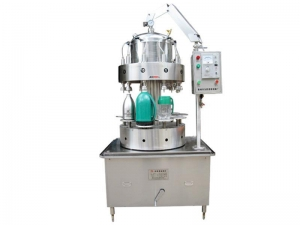 China Semi-automatic Beer Filling Machine GH-10 on sale