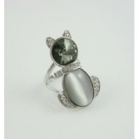 China Ring Dimpled Opaque Stack Ring Dimpled Opaque Stack Ring on sale