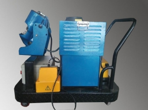China YT50 wire rope swaging machine on sale