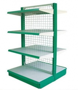 China ISO SGS Certification Supermarket Metal Retail Display Stand on sale