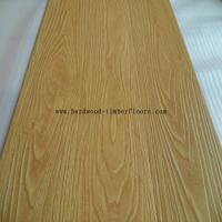 China Timber Laminate Flooring Foshan Cheap price Natural american oak laminate flooring on sale