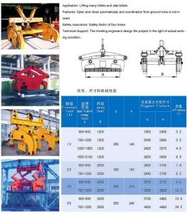 China Square Billet Clamp on sale
