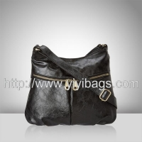 China V480-Black pu shoulder bag, fashion hobo bag, woman fashion bag 2014 on sale
