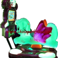 Kids amusement rides coin machine for sale