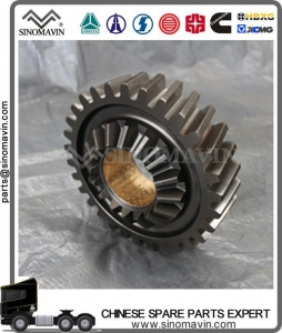 China Dongfeng truck ring gear parts 2502Z33-051 on sale