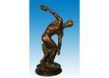 China European Bronze Sculpture on sale