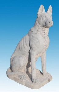China Dog Sculptures on sale