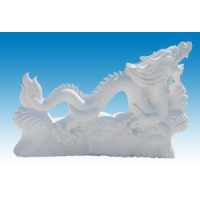 China Stone Animal Sculptures on sale