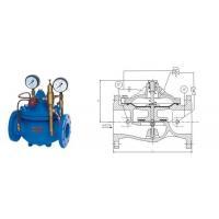 900 x emergency shut off valve