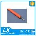 China high temperature heat resistance electrical 2.5mm2 silicon wires and cables on sale
