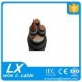 China low voltage electric 3x120mm2 power distribution power cables on sale