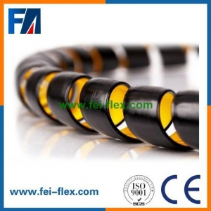 China Plastic spiral hose guard on sale