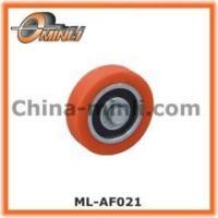 Plastic Nylon Wheel with axle