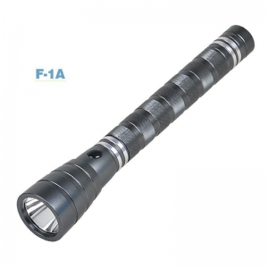 China super bright rechargeable aluminium led torch flashlight on sale