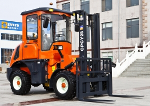 China Loader(30) CPCY28 rough terrain forklift on sale