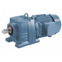 China D series helical geared motor on sale