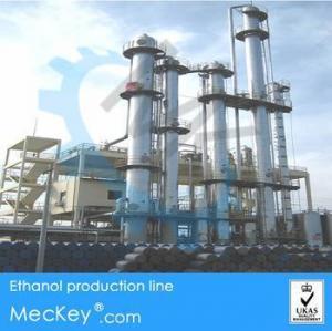 China Corn starch ethanol plant on sale