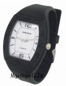 China men silicone watch on sale