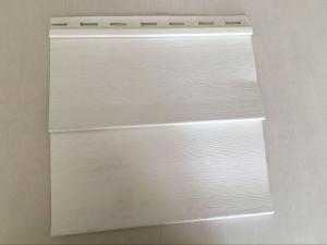 China PVC vinyl siding Arc-shaped PVC vinyl siding on sale