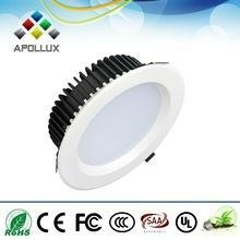China 2x18w plc down light, up down light wall outdoor, 15 watt led down light on sale