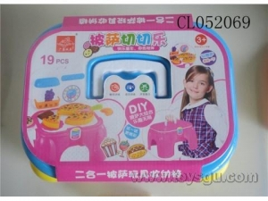 China Li Cheng Toys Multifunctional chair + pizza CL052069 on sale