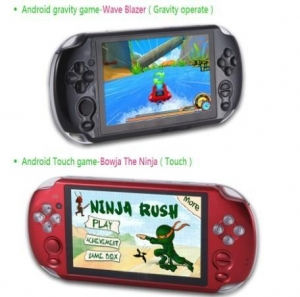 China EP101 5.0 Inch Touch Android Game Player on sale