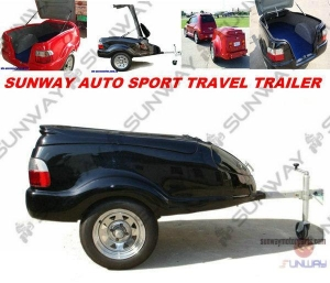 China Auto Sports travel Trailer/Motorcycle Cargo Box on sale
