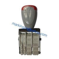 High Quality rolling rubber dater stamp, use for office, date stamp