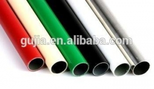 China Coated lean pipe /lean tube on sale