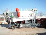 Mobile grain drying tower Mobile grain drying tower