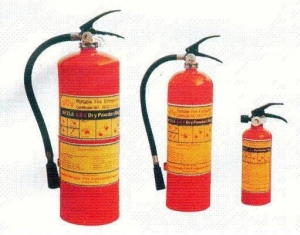 China DRY CHEMICAL POWDER FIRE EXTINGUISHERS on sale