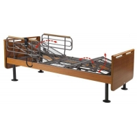 Nursing bed One motor electric medical home nursing patient care bed Features