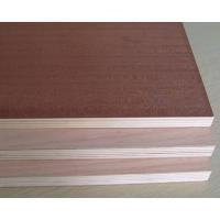 China Fancy Plywood, Sapele Veneer on sale