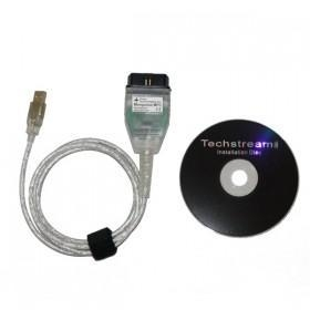 China Car Diagnostic Tool Mangoose Toyota Diagnostics and Reprogramming Interface With Completely New Chip on sale