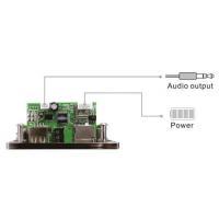 China VTF-003D surround sound decoder on sale