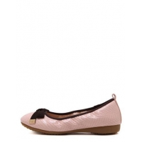 Graceful Round Toe Flat Shoes in Bowknot