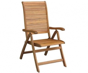 China Reclining Garden Chair on sale