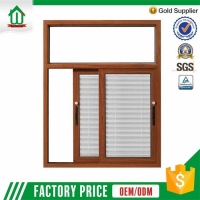 Aluminum Slidiing window blinds for living room