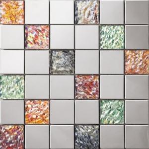 China DIY mosaic tile Model NoZC-M0124 on sale