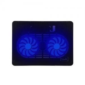 China Laptop Cooler HV-F2033 14-15.6 Inch Super-slim Laptop Cooler Cooling Pad, Black on sale